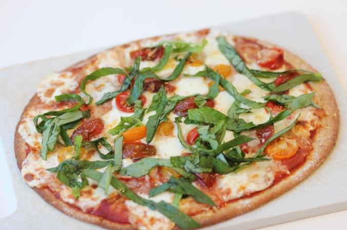 Gluten Free Homemade Pizza + Sauce